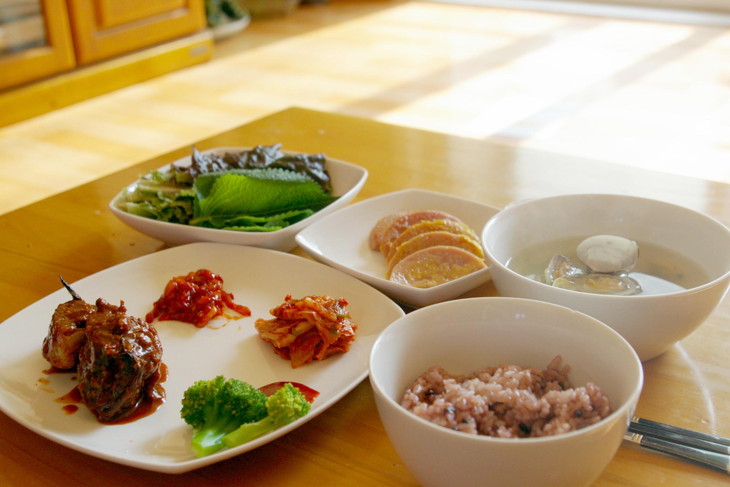 Easy Korean Lunch Box Recipes