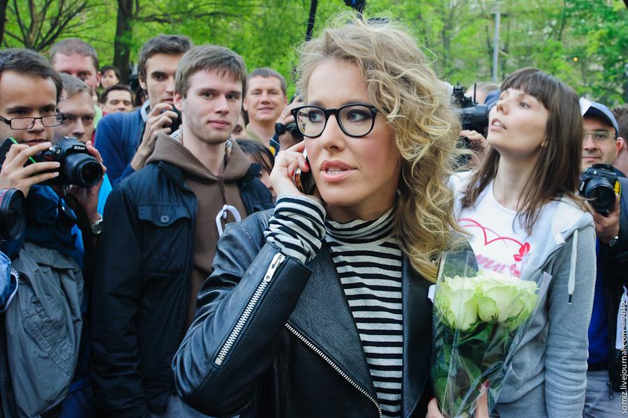 Ксения Собчак назвала Алексея Навального лицемером