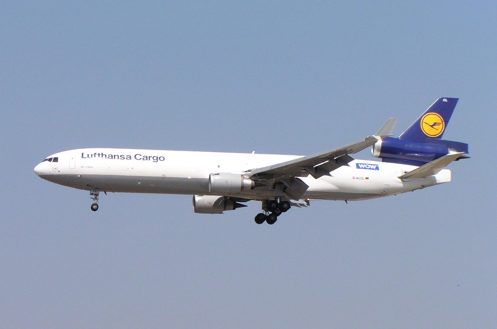 Lufthansa Cargo – Wikipedia