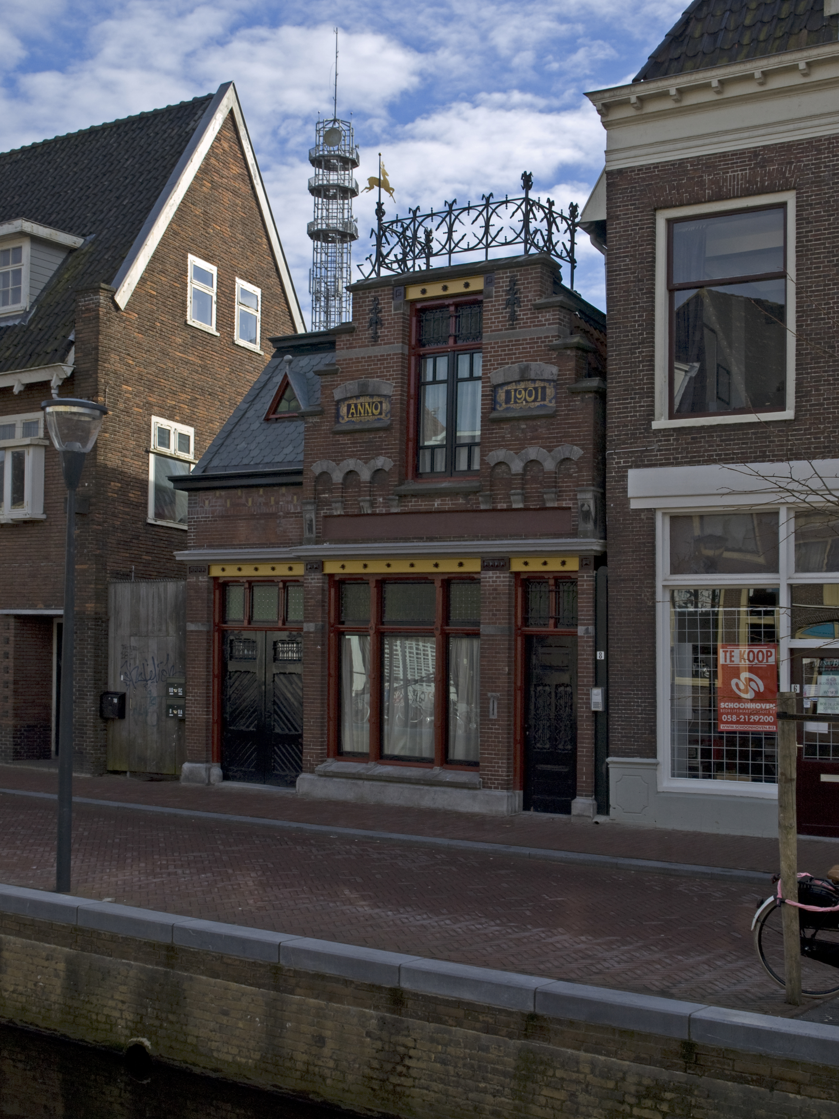 Tuinen 8 Leeuwarden