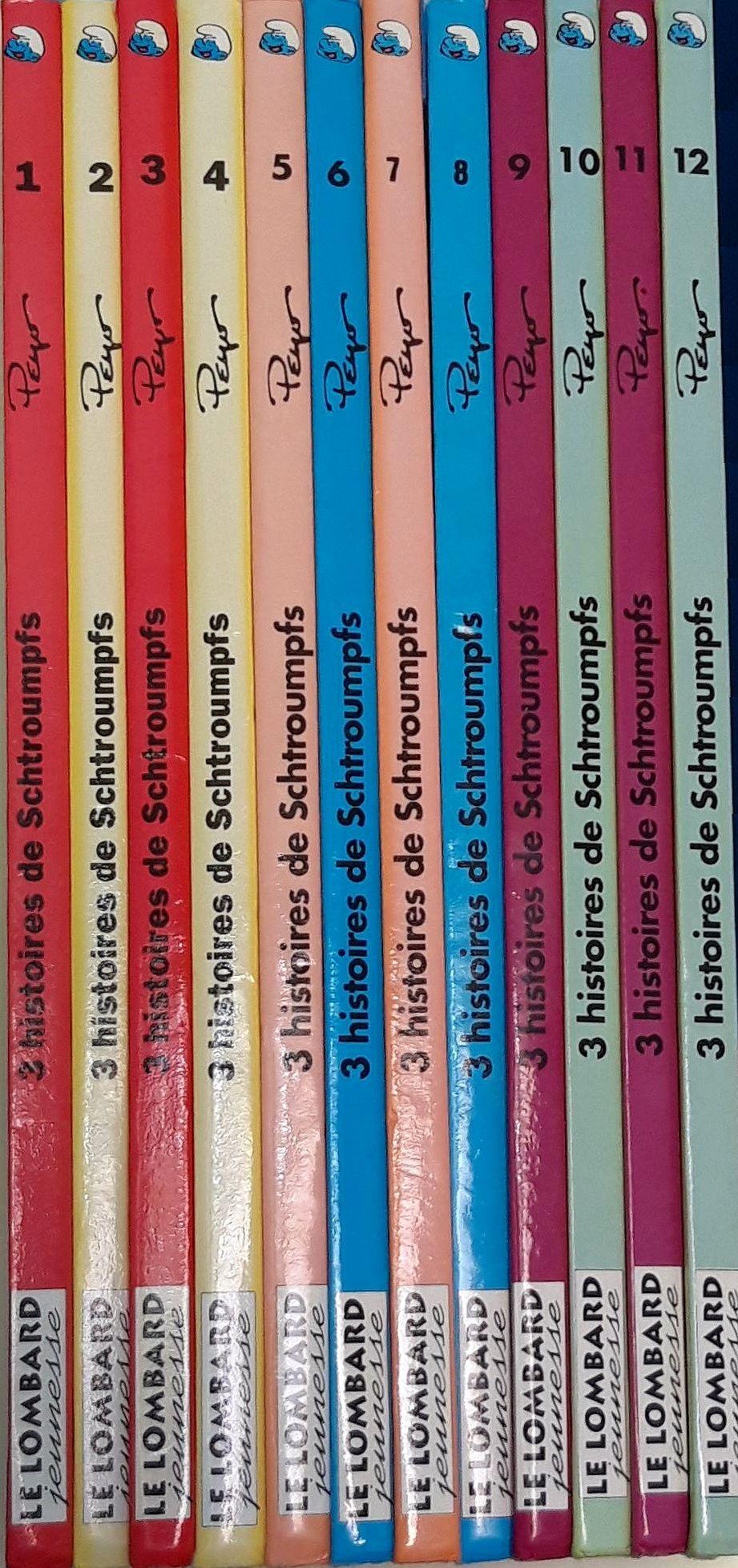 SCHTROUMPF SMURF Mc DO 1996 MUSICIEN GUITARE ELECTRIQUE 5,5 cm