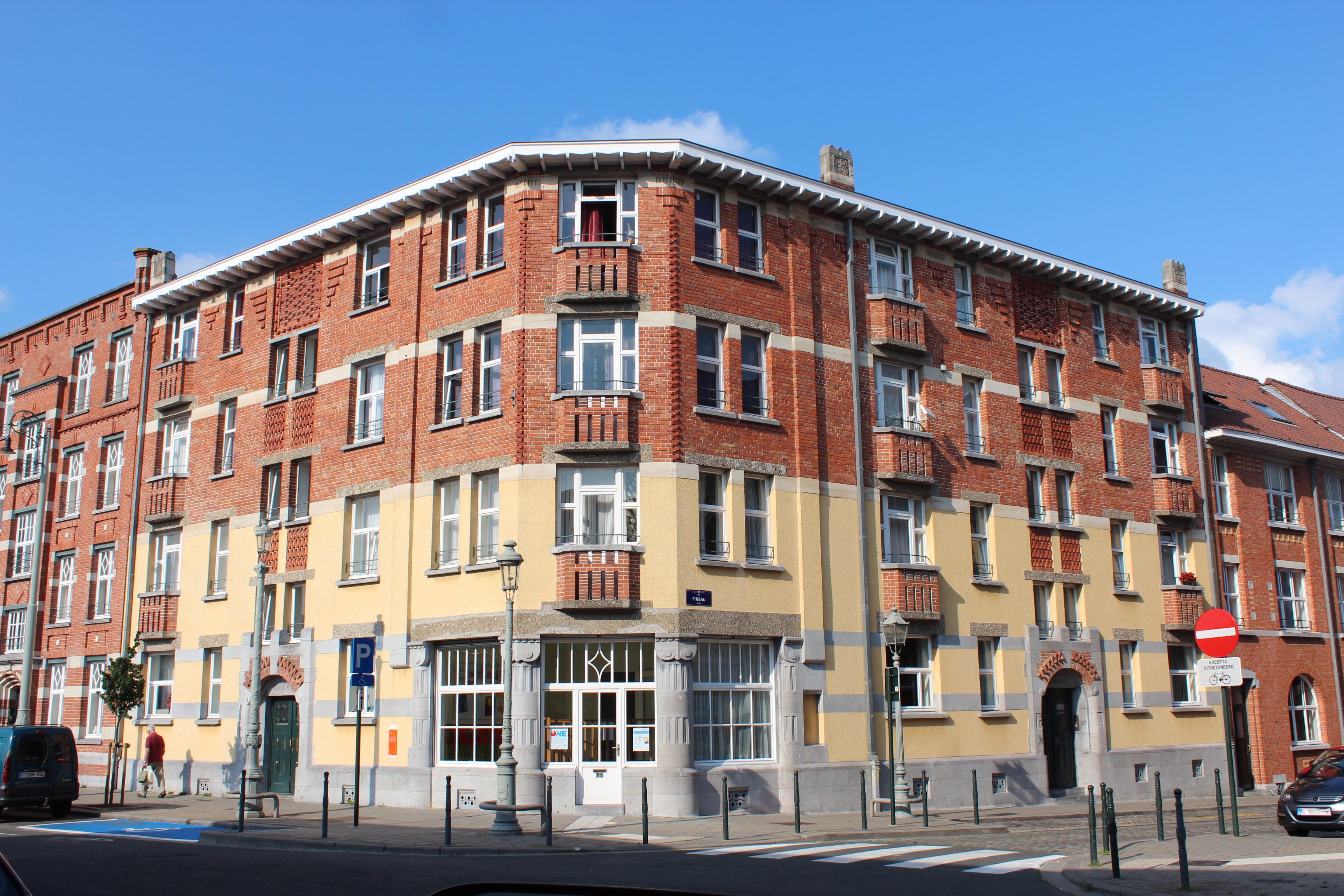 Foyer Grand Rue : Fichier logements sociaux du foyer laekenois bruxelles