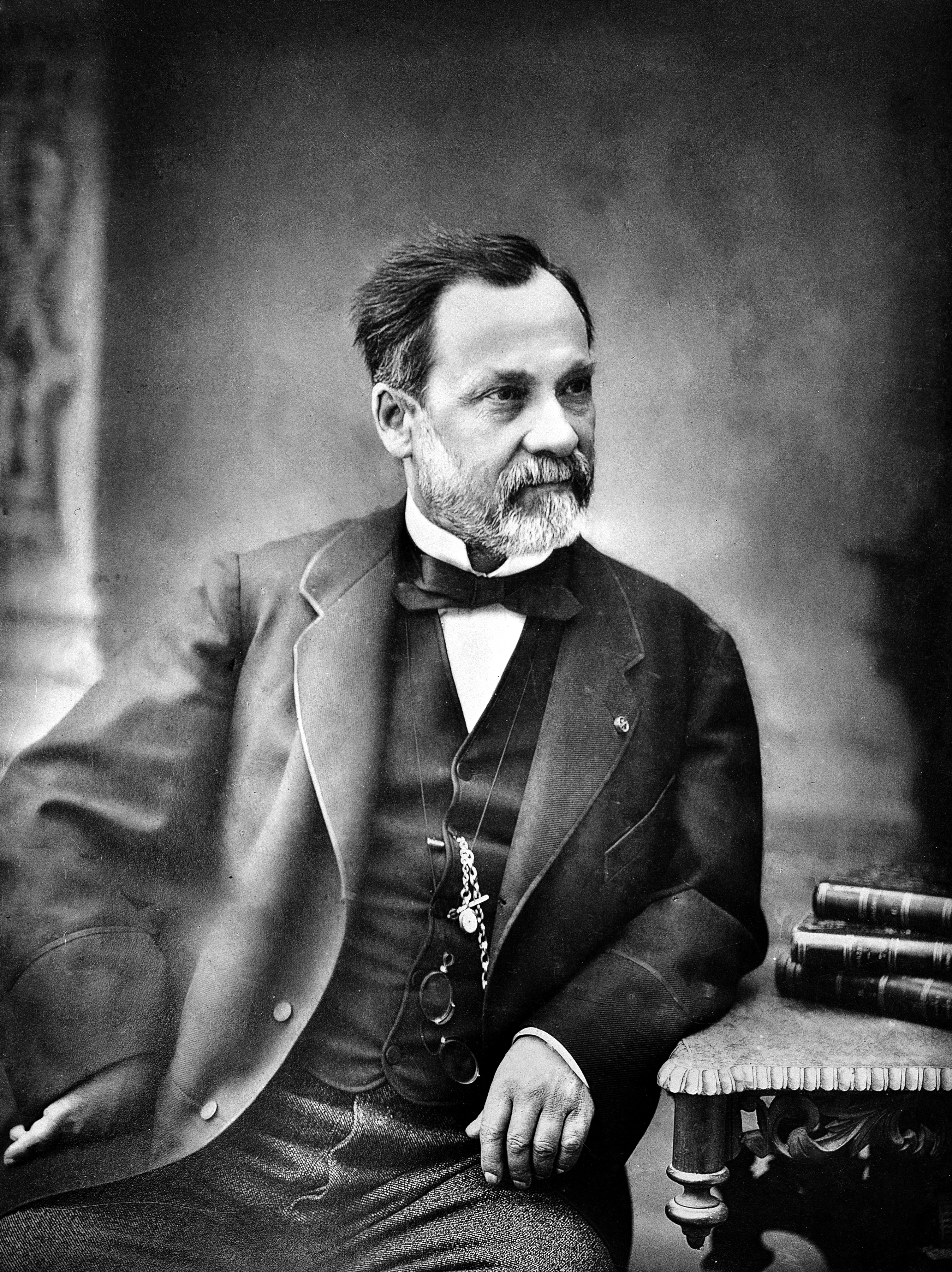 File:Louis Pasteur (1822 - 1895), microbiologist and chemist Wellcome ...