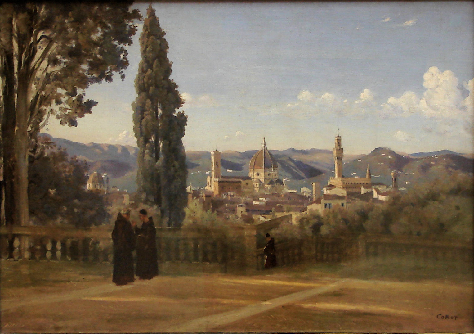 Image result for corot florence