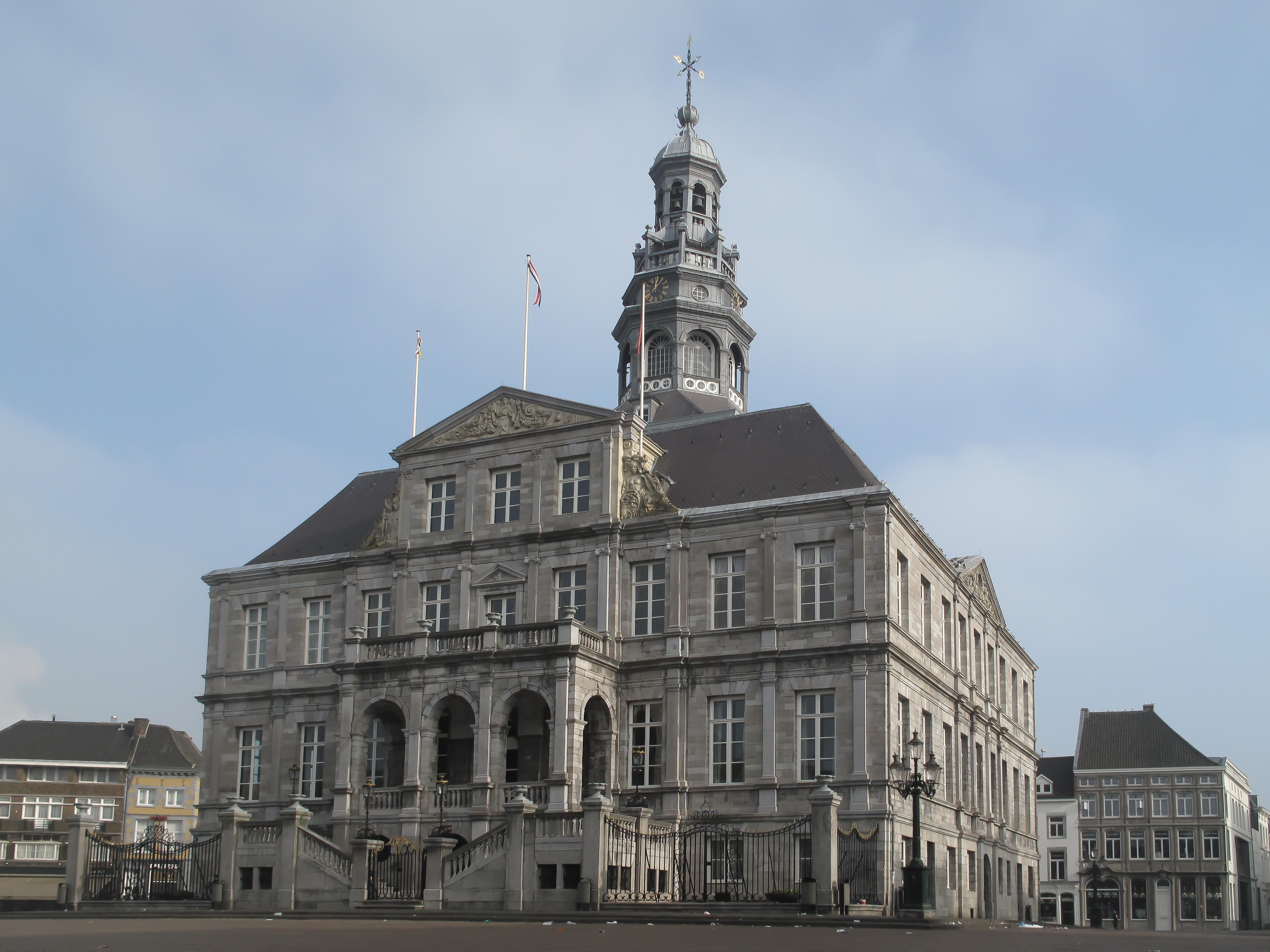 Stadhuis van Maastricht - Wikiwand