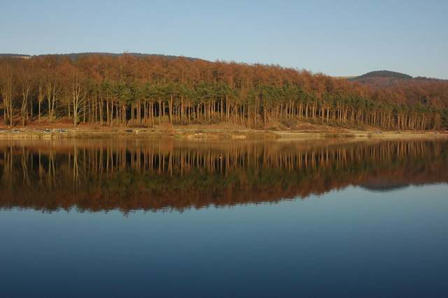 Macclesfield Forest and Ridgegate Reservoir - geograph.org.uk - 693913