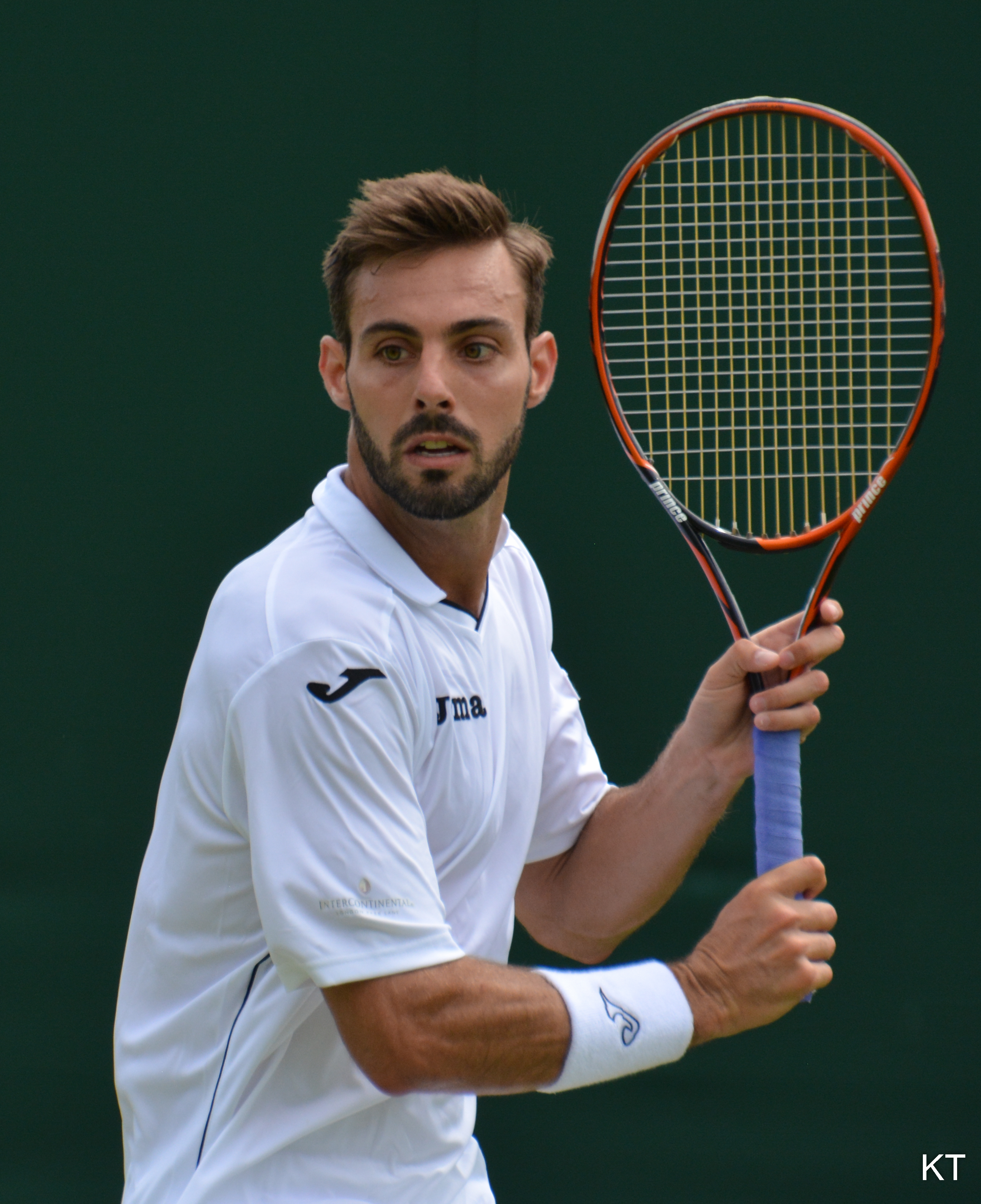Marcel Granollers Pictures and Photos | Getty Images
