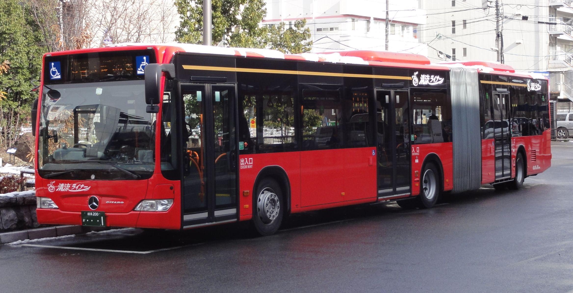 File Mercedes Benz O530 Citaro G Gifu Bus 0001 Jpg