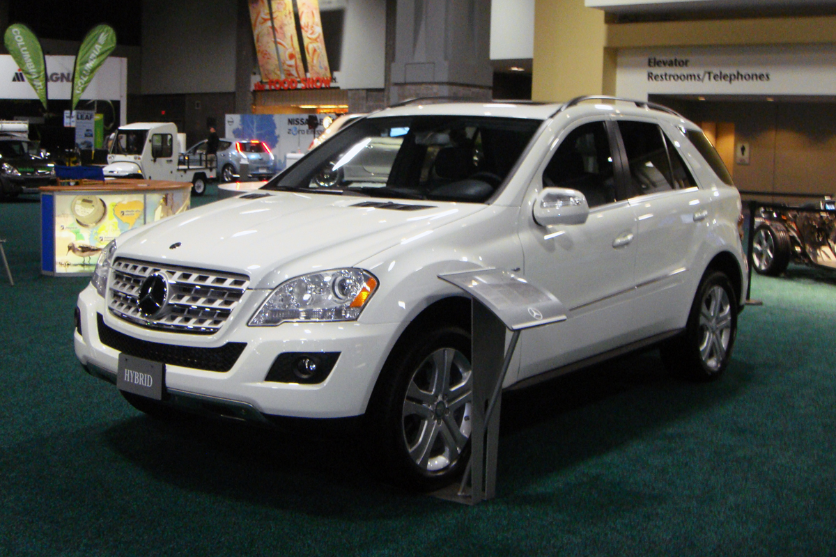 Image gallery ml450 hybrid for Mercedes benz suv 450