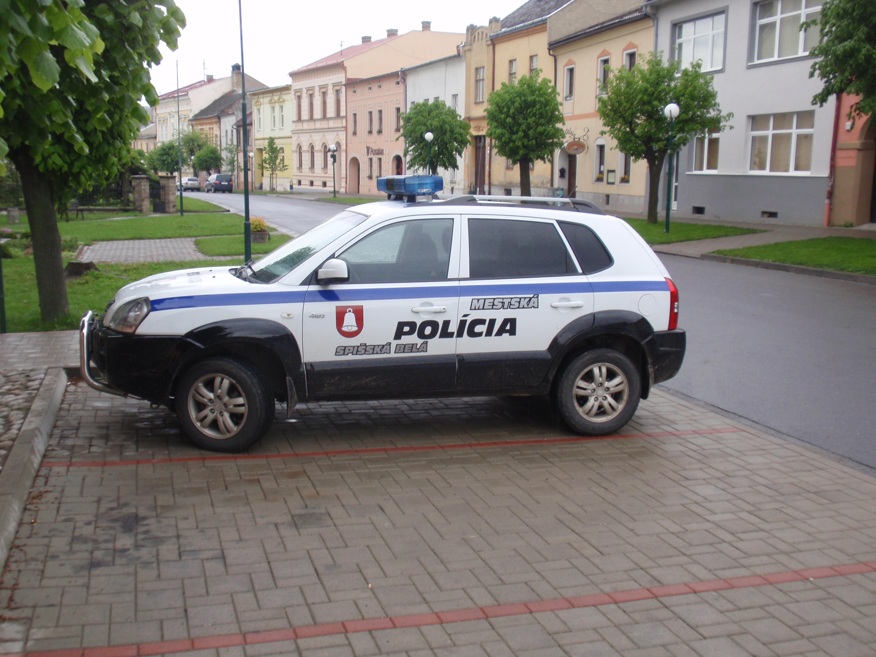 File Mestska Policia Spisska Bela Hyundai Santa Fe Jpg Wikimedia