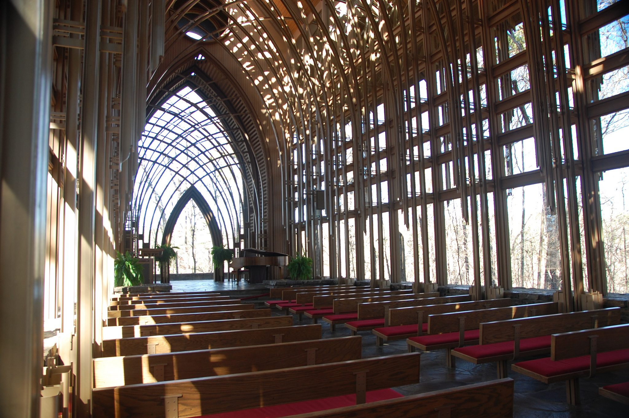 These 12 Arkansas Churches Are Beautiful Sights To See