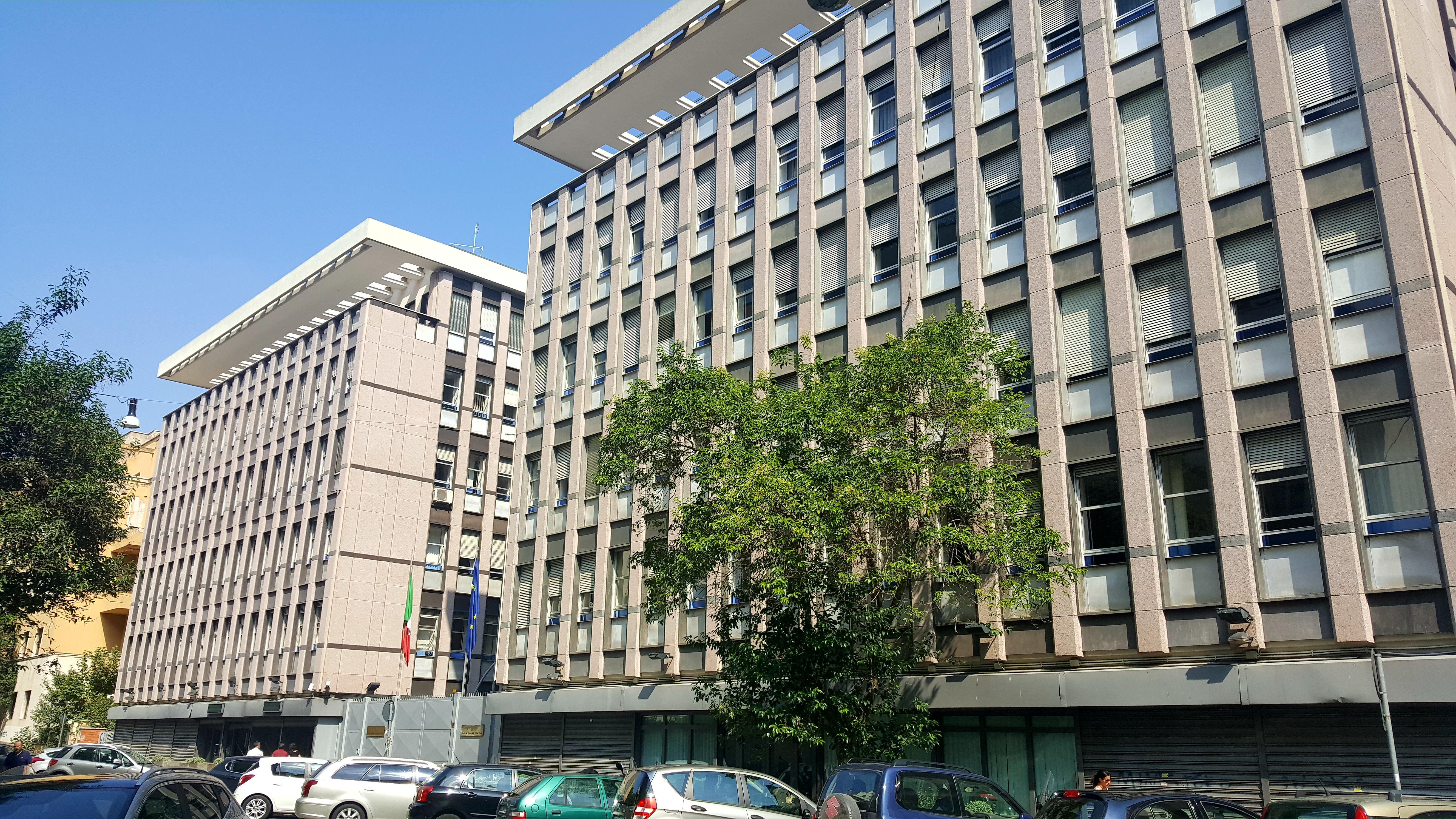 Sede di Roma Via Fornovo 8