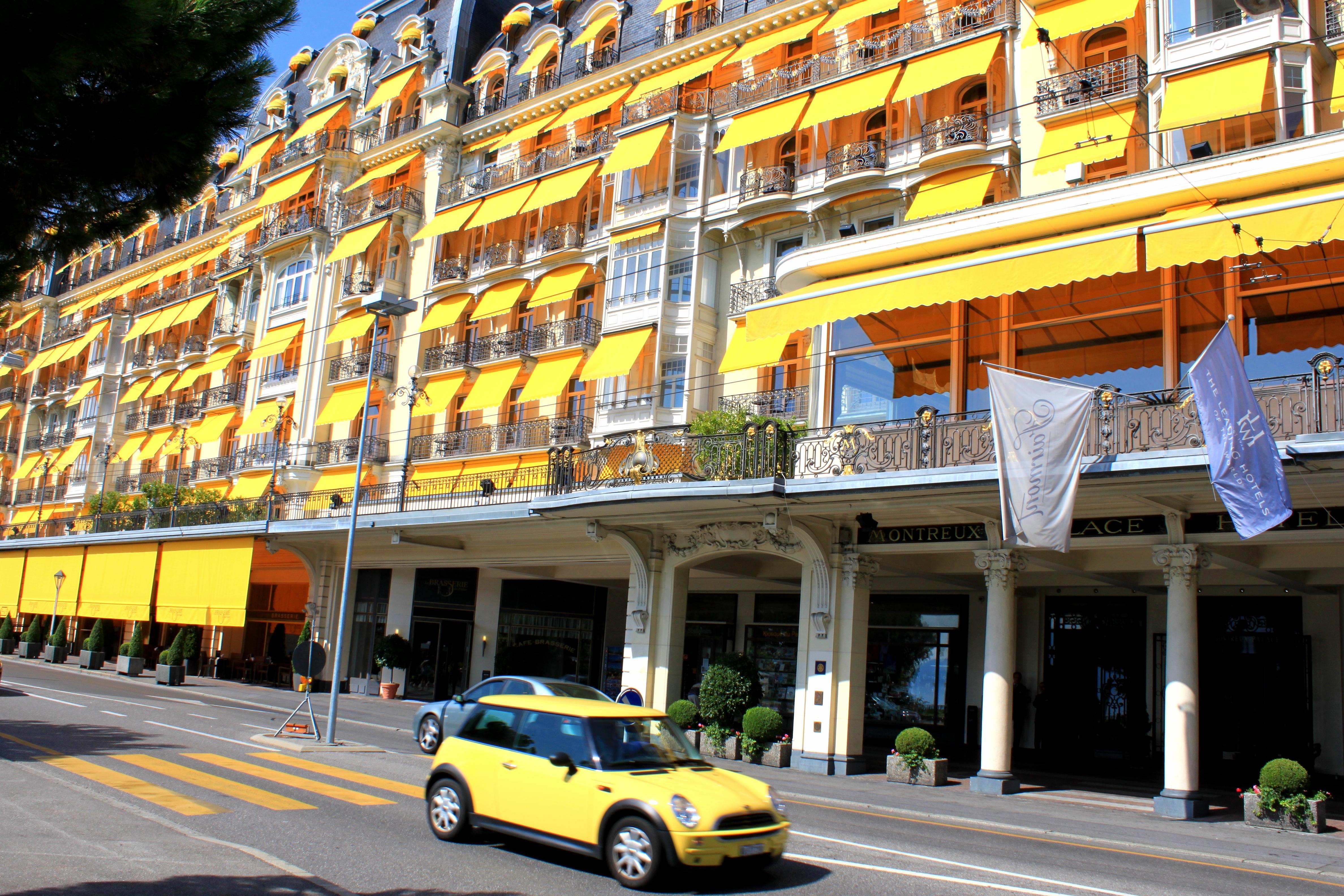 Fairmont Montreux Hotel Switzerland Hastens Bed