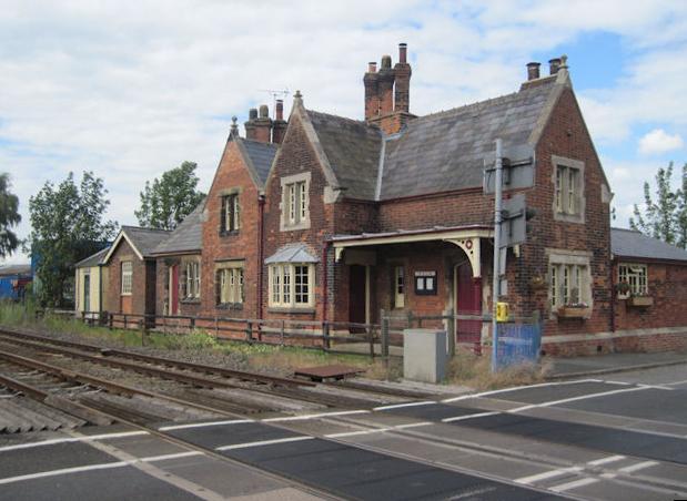 Moortown Railway Station Wikipedia