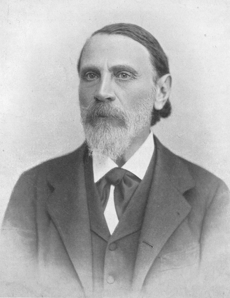 Moritz Benedikt