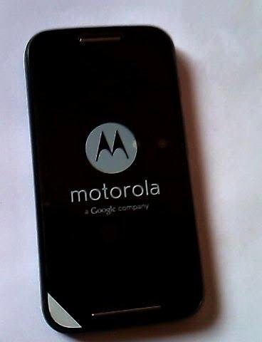 4G version of new Moto E (2nd gen) in  India
