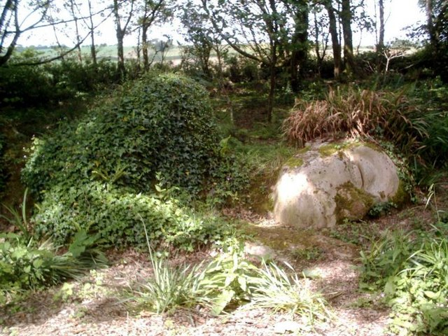 The lost gardens of heligan in cornwall - File Mudmaid At Lost Gardens Of Heligan Geograph Org Uk