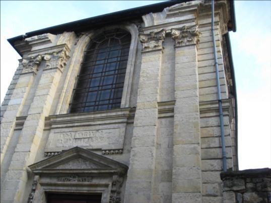 Monument historique à Nevers