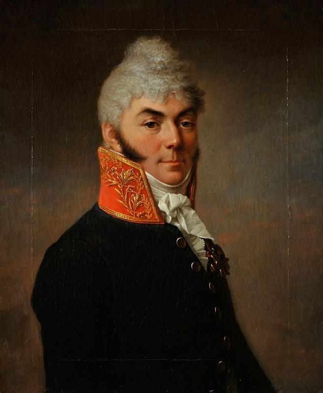 Портрет Н.Н. Новосильцева работы Щукина. Не позднее 1 сентября 1808 г. Государственный Русский музей.
