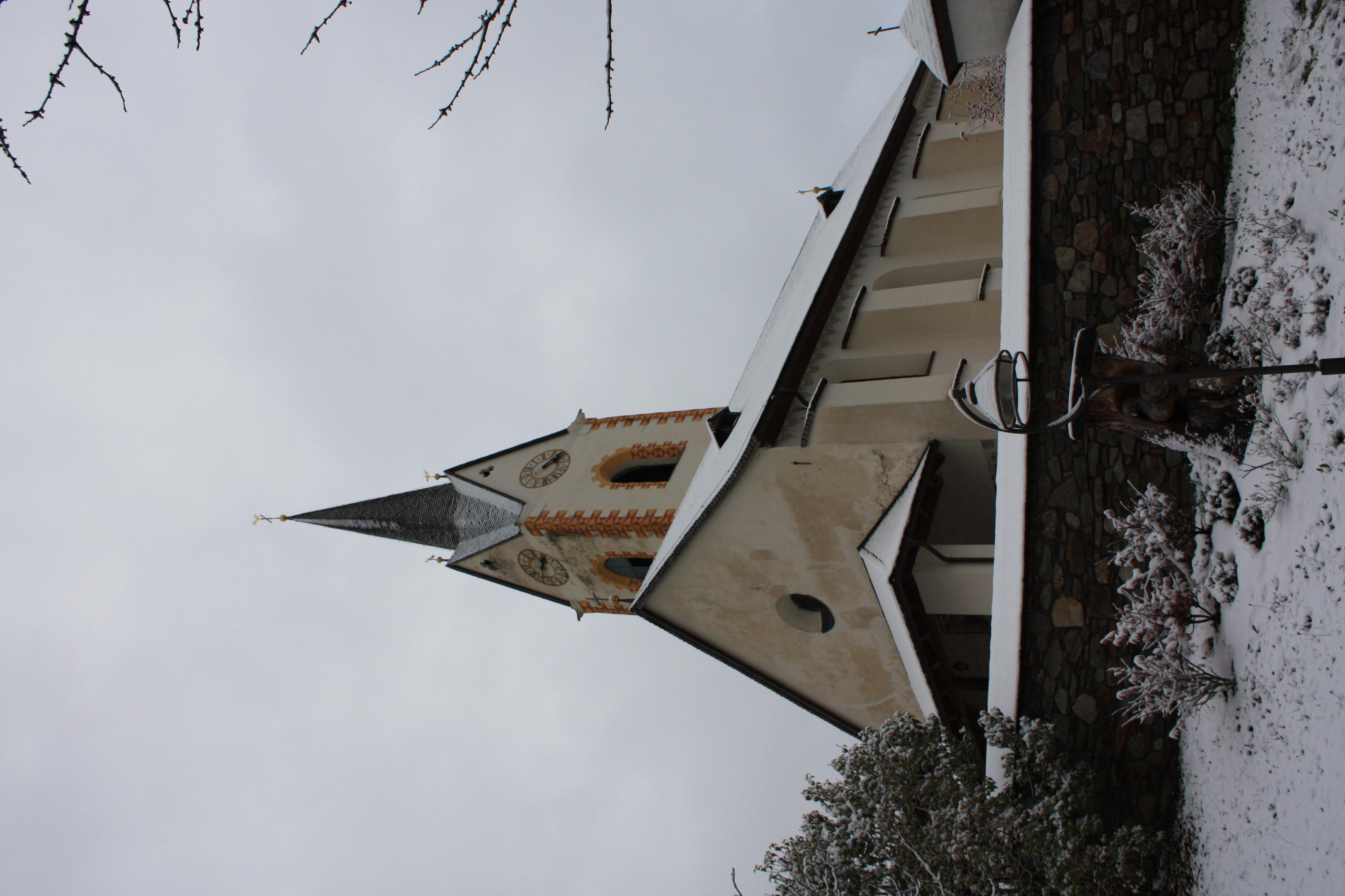 Filialkirche Oberdrum