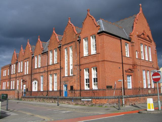Old All Saints School - geograph.org.uk - 2496