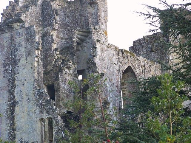 Old Wardour Castle - geograph.org.uk - 603758