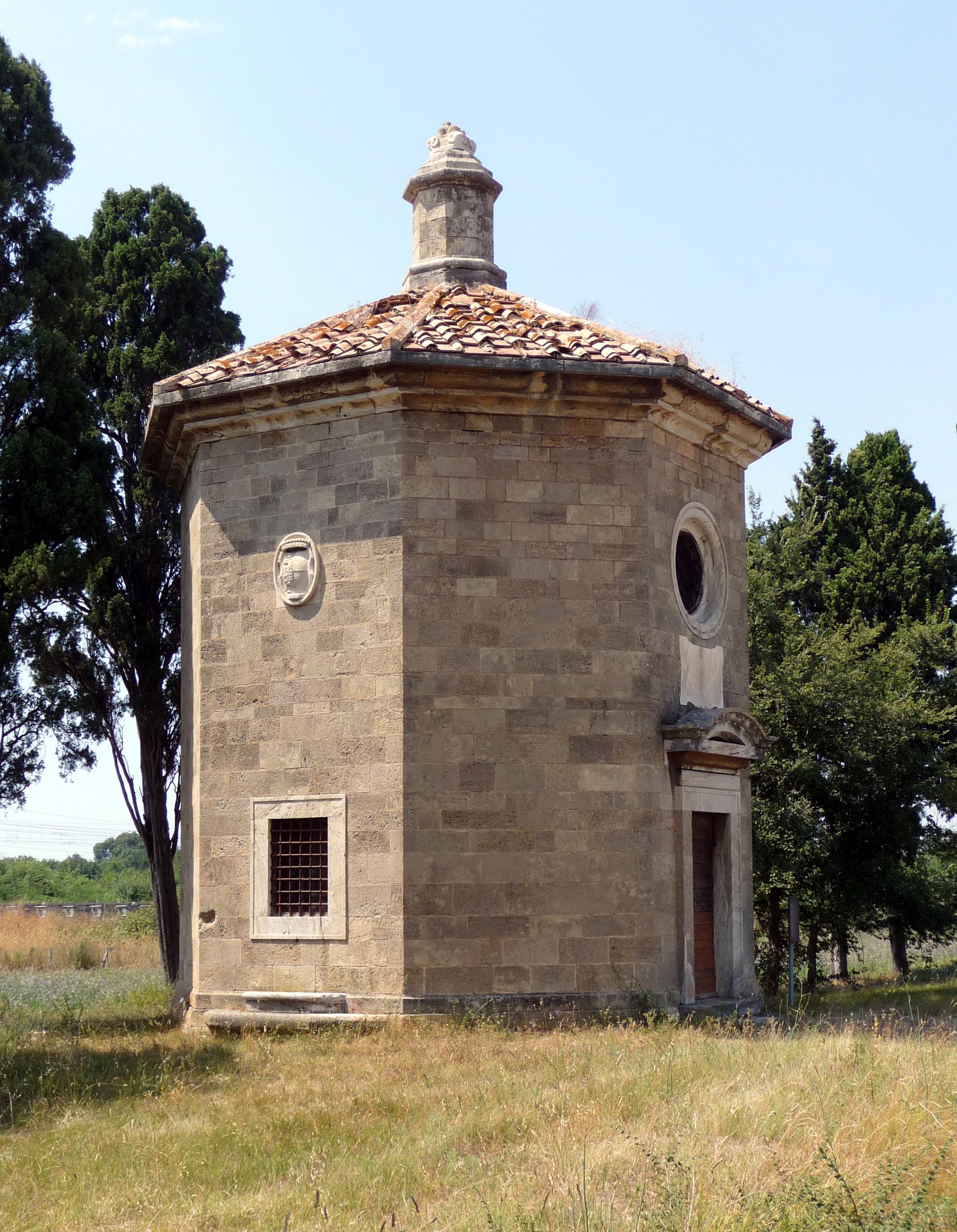 Oratorio di San Guido, Bolgheri, Castagneto Carducci.JPG