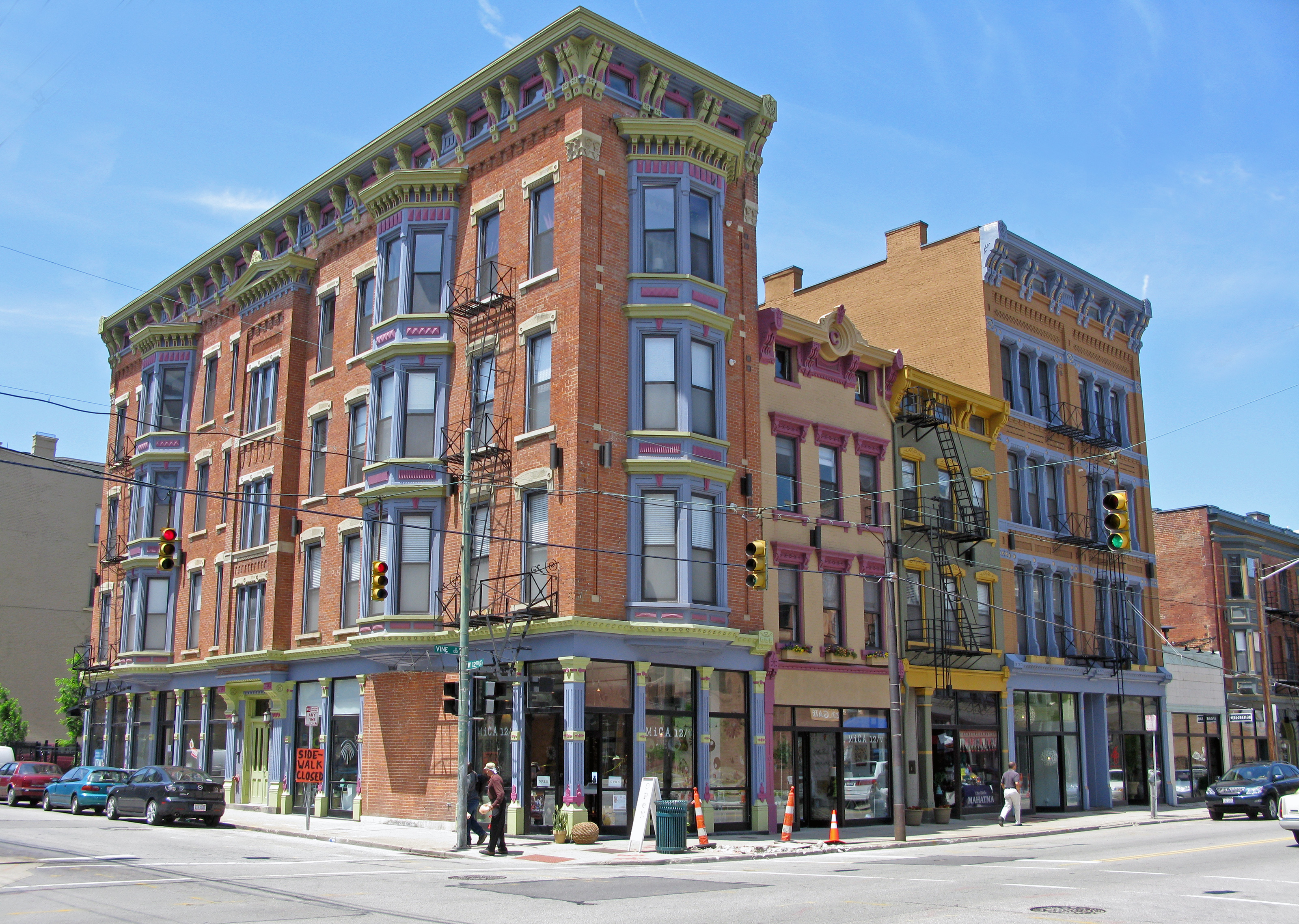 Lofts Downtown St Louis