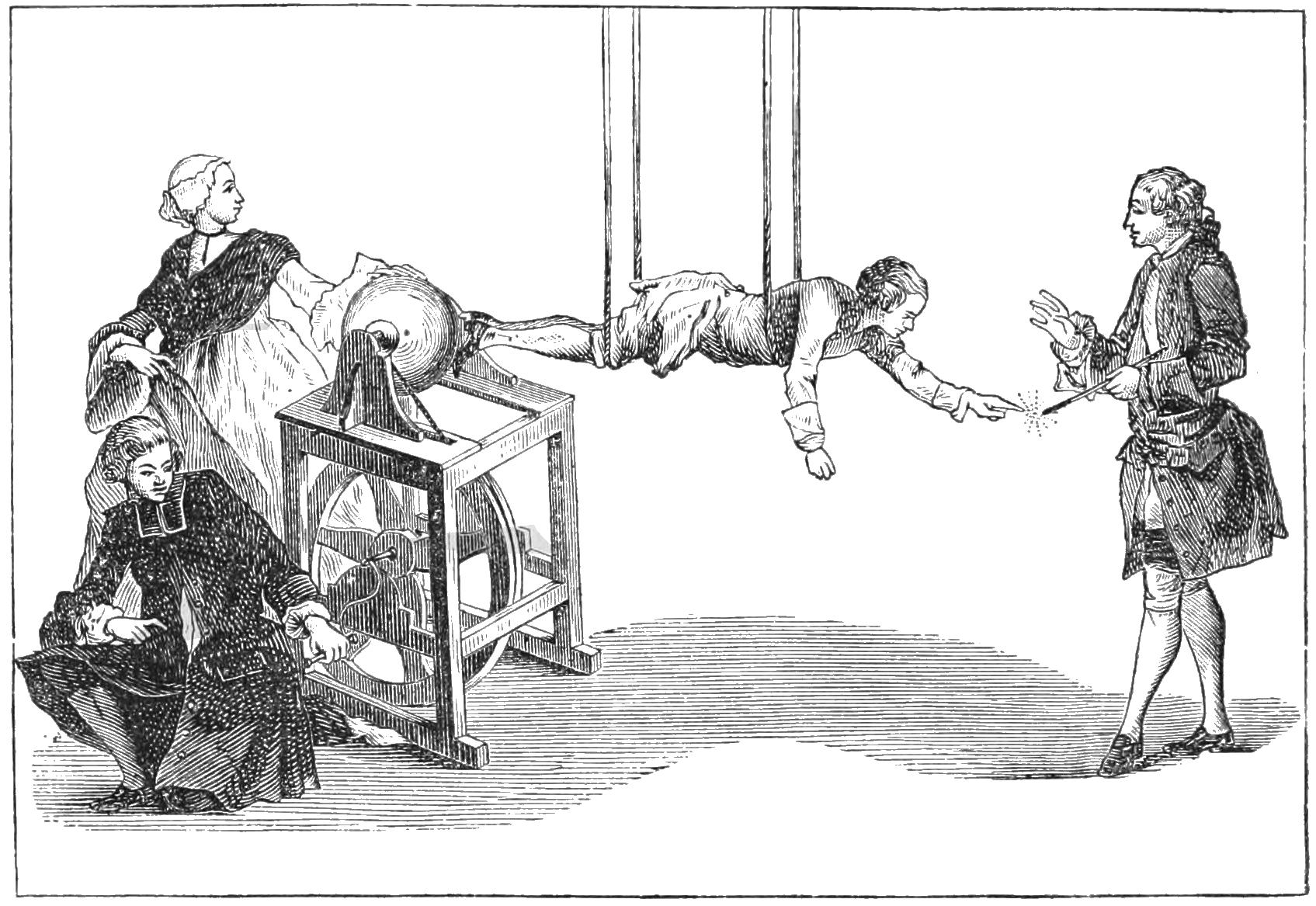 http://upload.wikimedia.org/wikipedia/commons/3/33/PSM_V17_D436_An_eighteenth_century_electrical_experiment.jpg