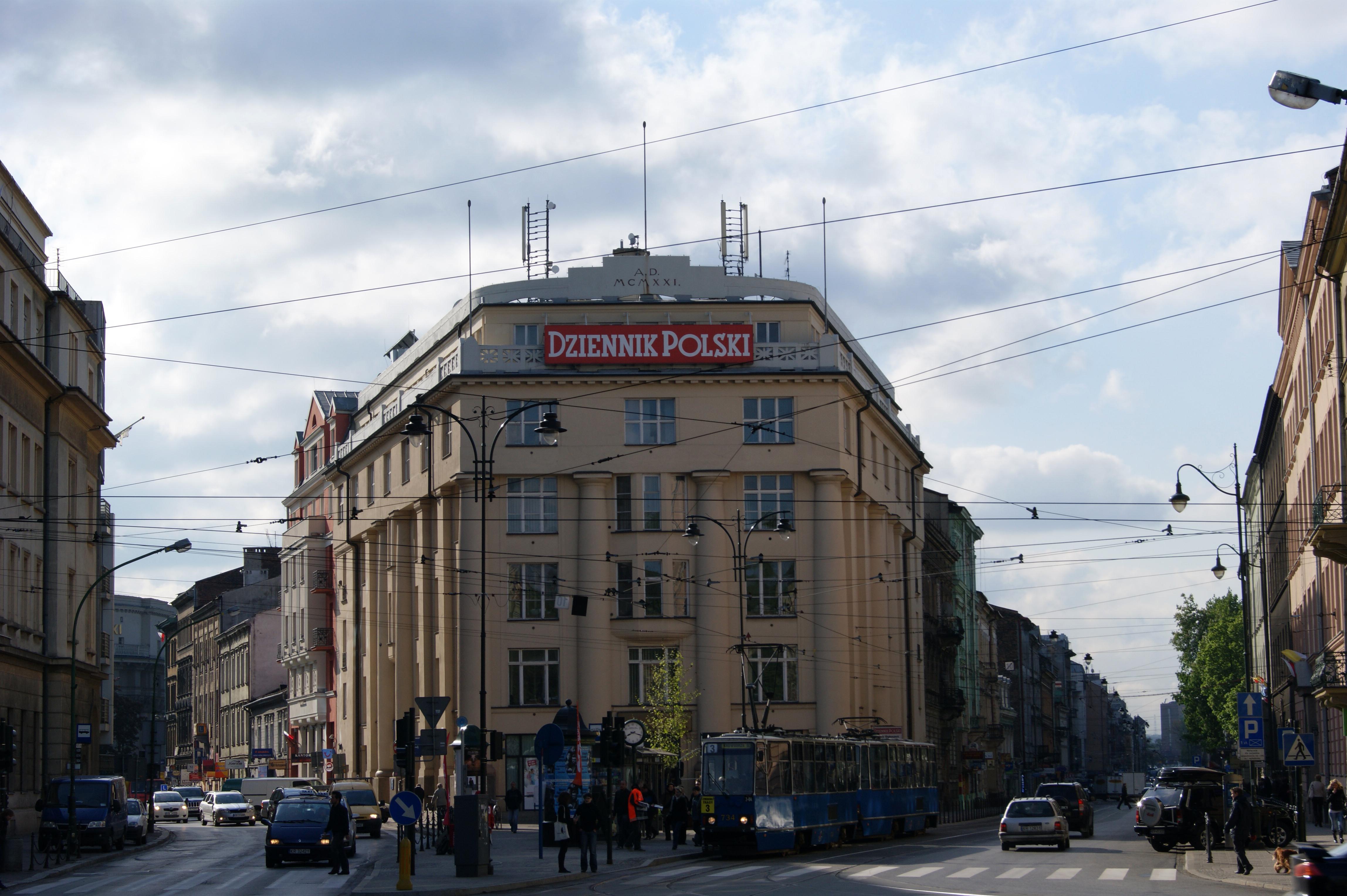 Palac Prasy W Krakowie Wikipedia Wolna Encyklopedia