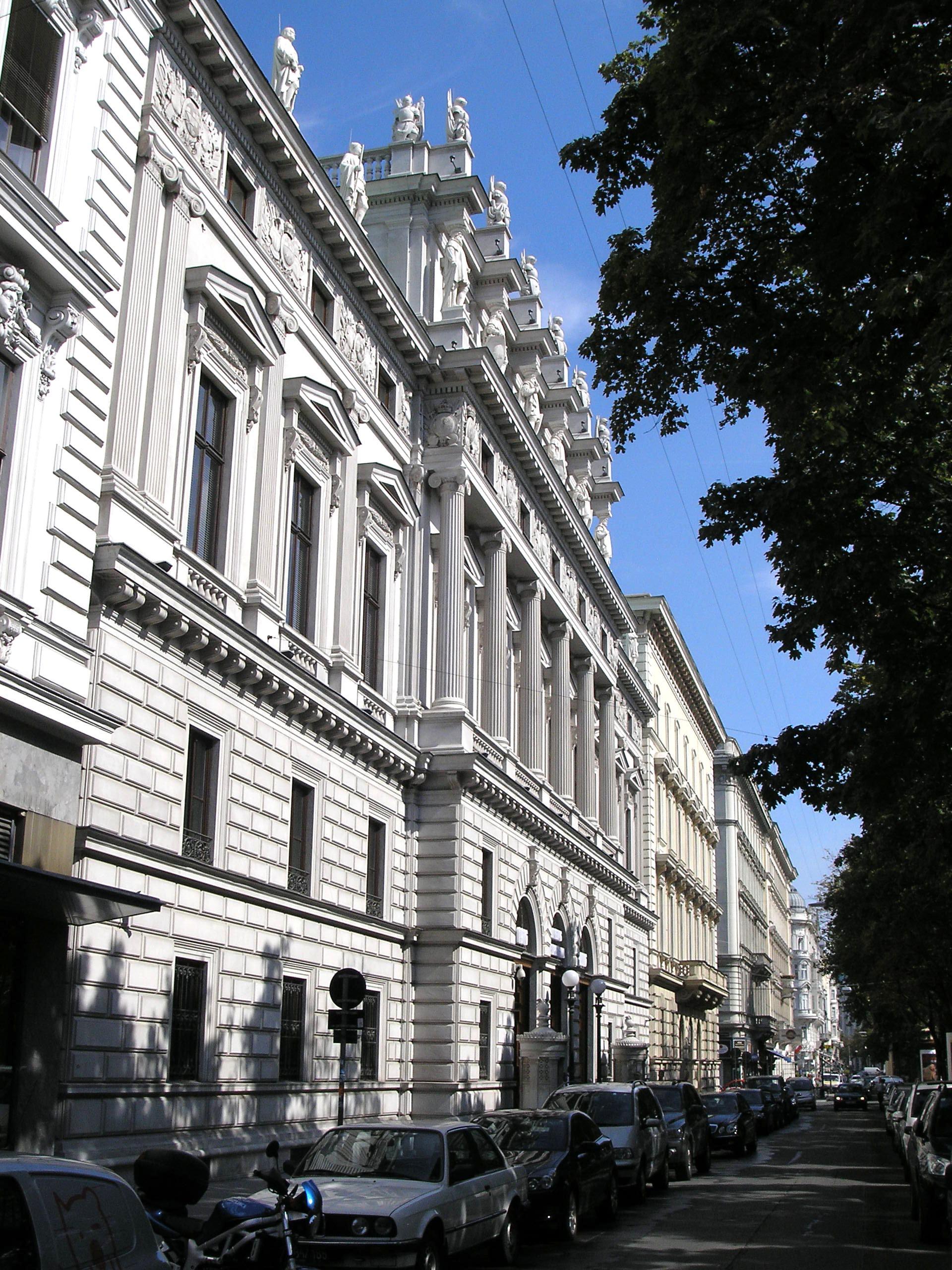 Palais Wilhelm Vienna August 2006 006.jpg
