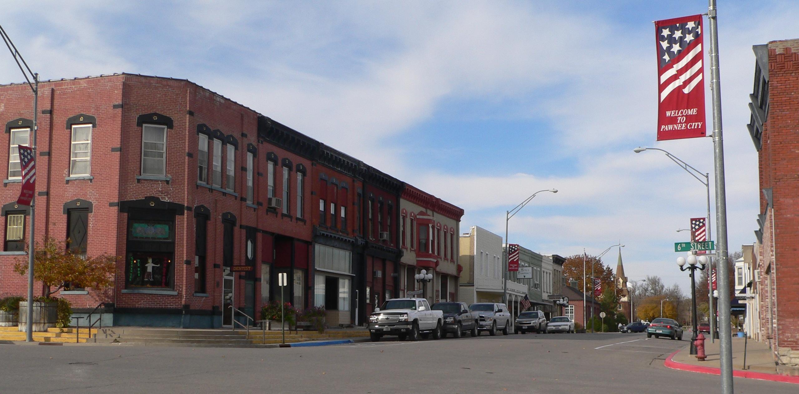 Pawnee City Nebraska >> Pawnee City Nebraska Wikipedia