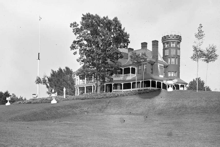 FilePecousic Villa Home Of Everett H Barney Forest Park Springfield