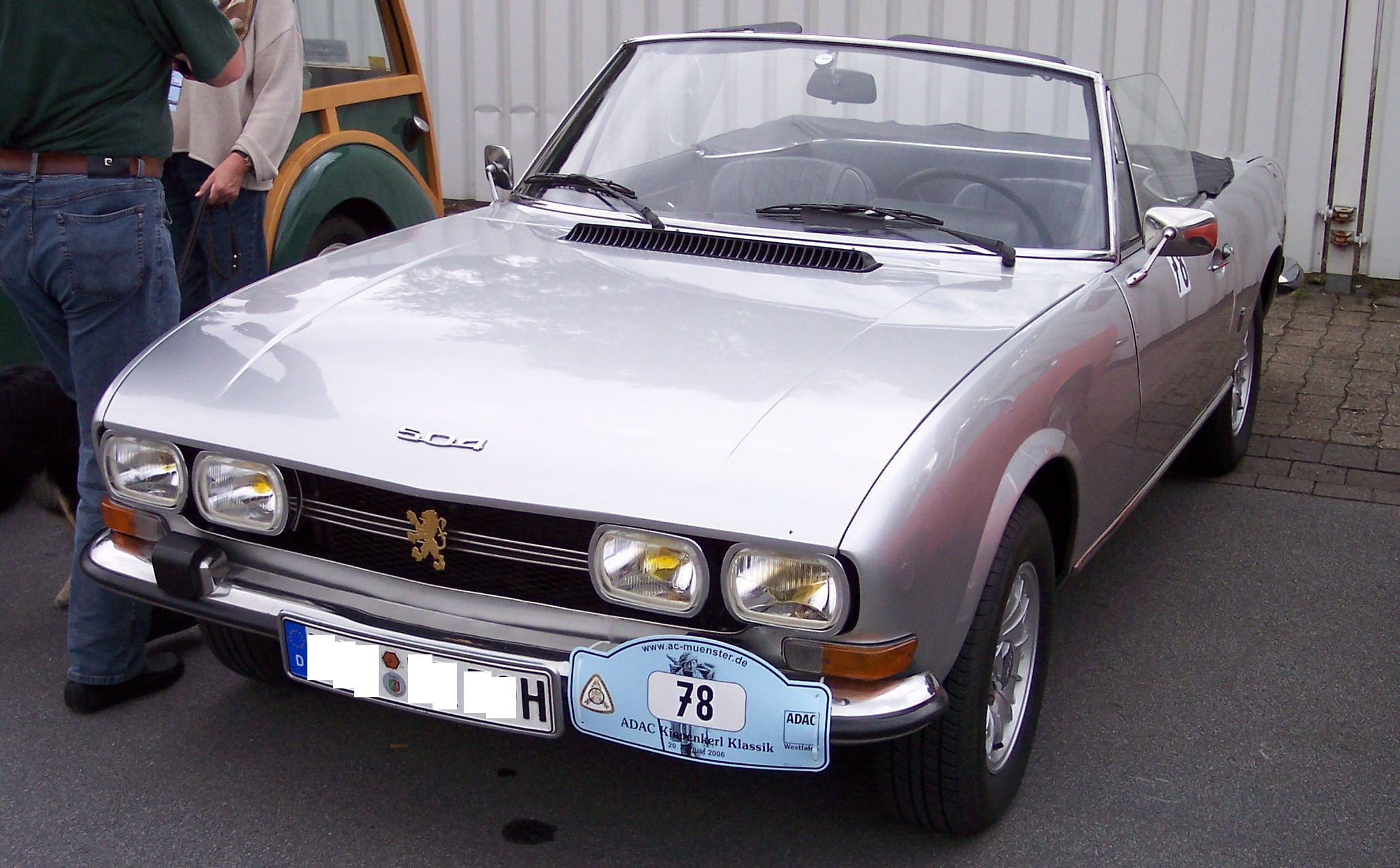 504 cabrio: