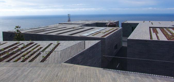 Zentrum moderne Kunst Calheta