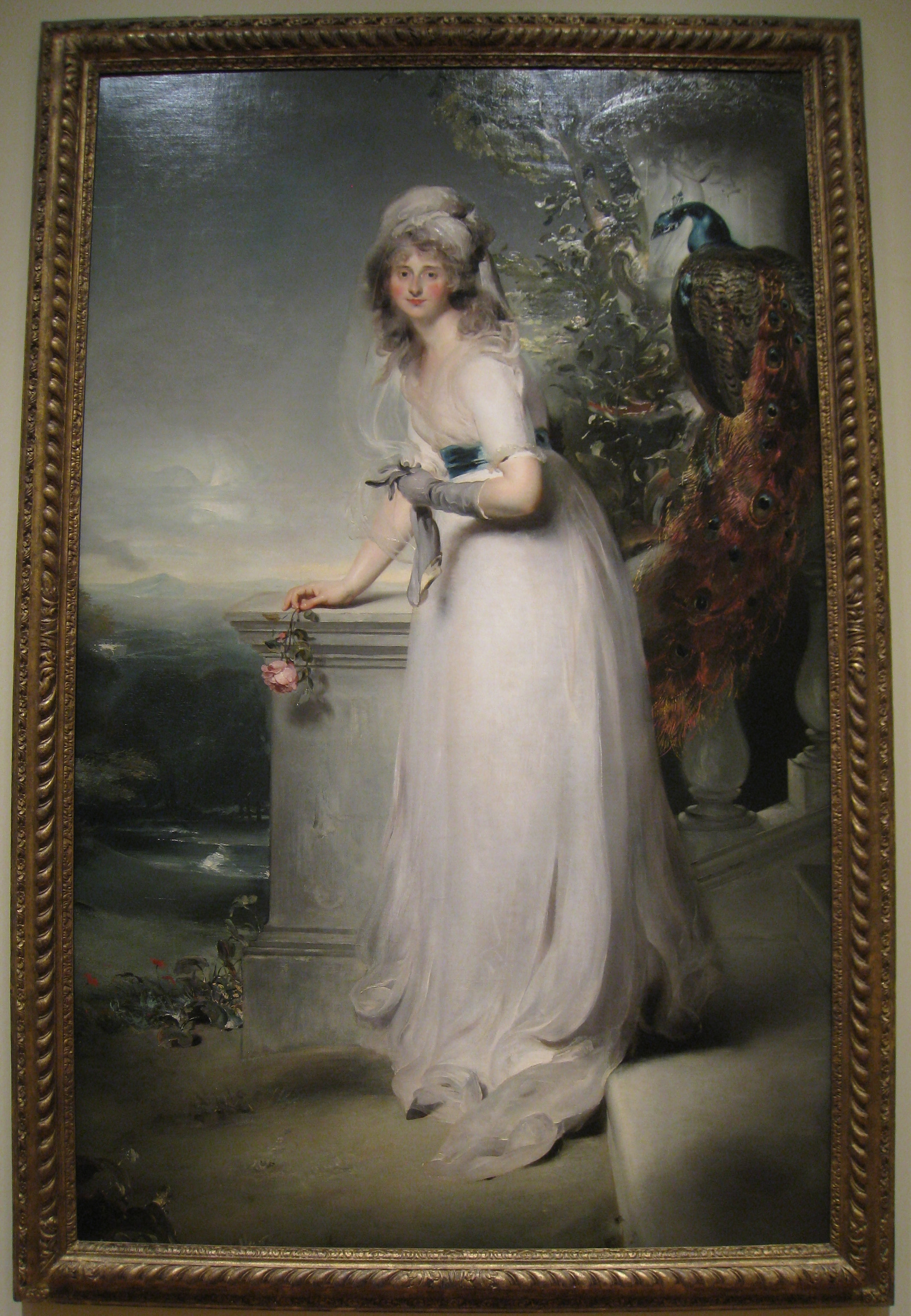 fileportrait of catherine gray lady manners by thomas