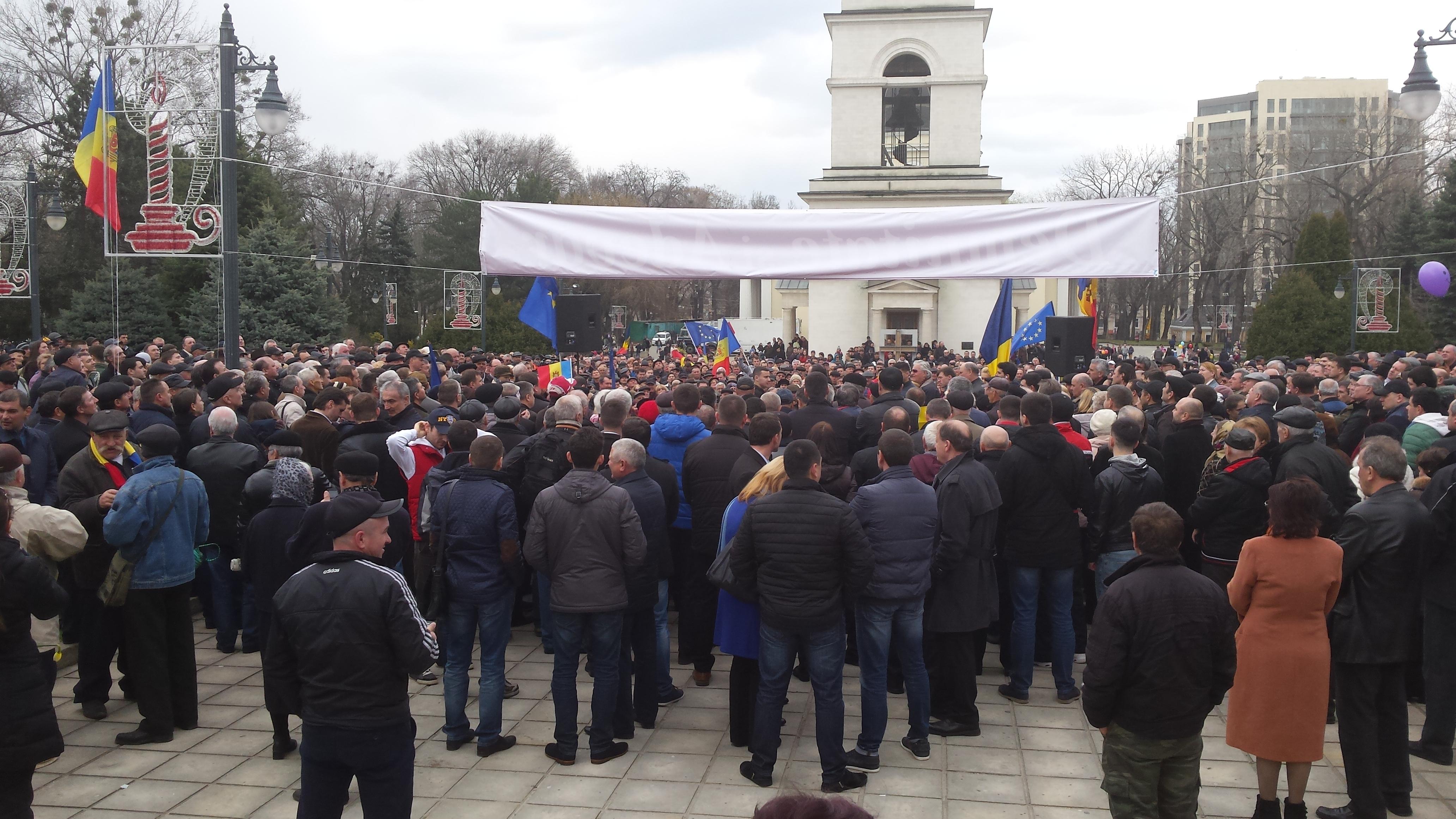 2015 16 Protests In Moldova Wikipedia