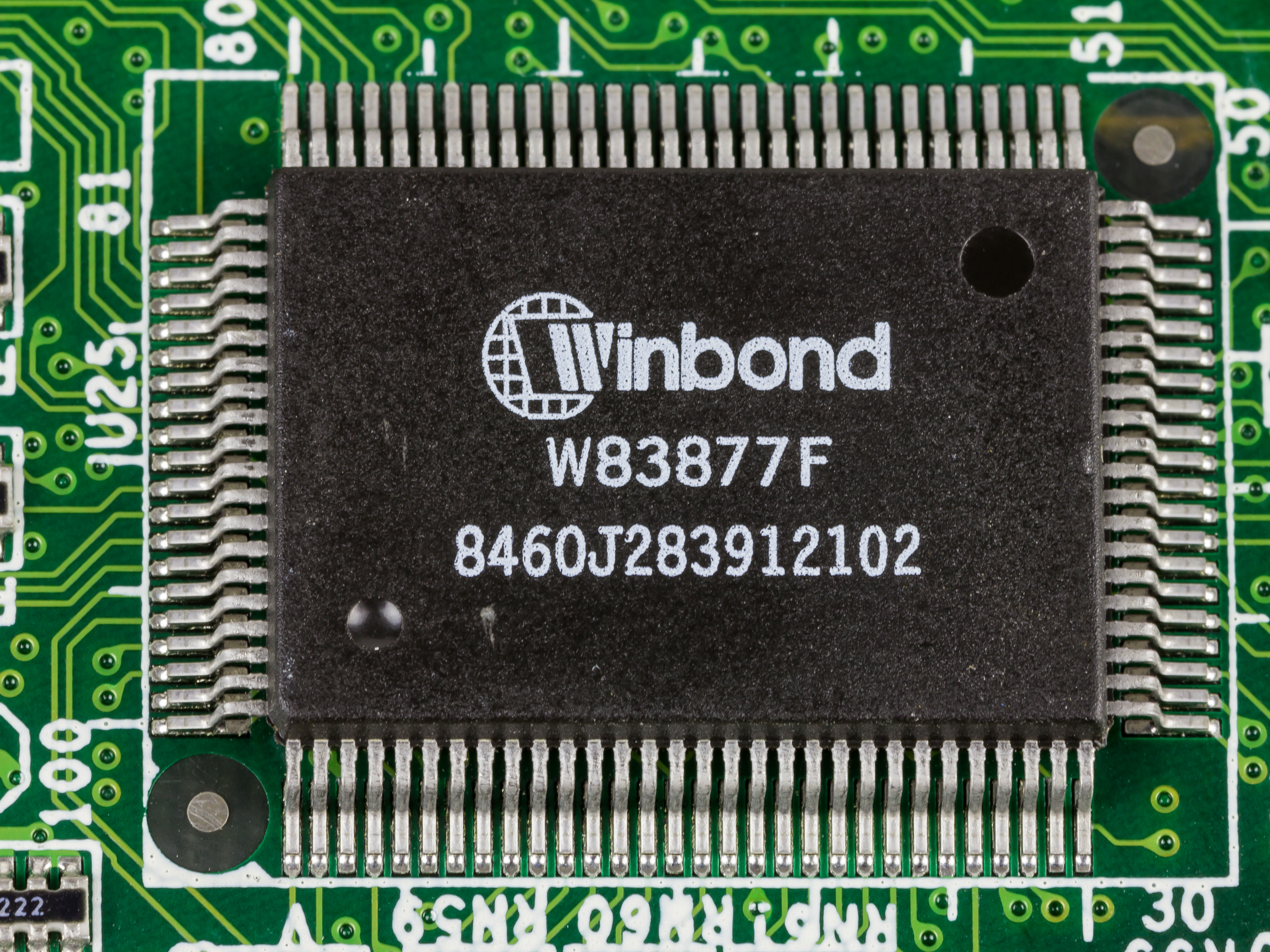 Filerocky 518hv Winbond W83877f 2389 Wikimedia Commons The History Of Integrated Circuits And Microchips Thumbnail For Version As 1017 6 October 2016
