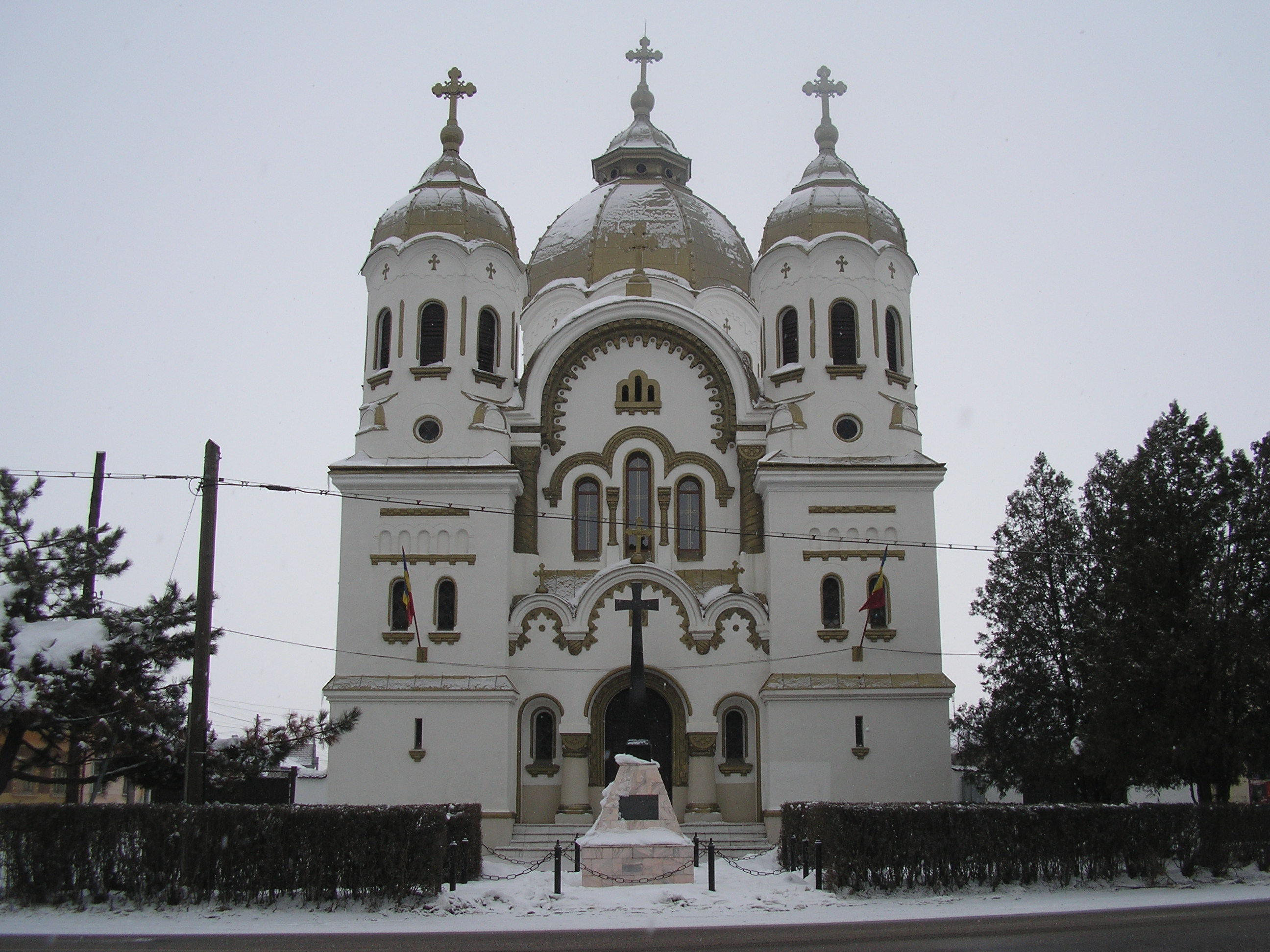 Fişier:RO BH Salonta Biserica ortodoxa.JPG