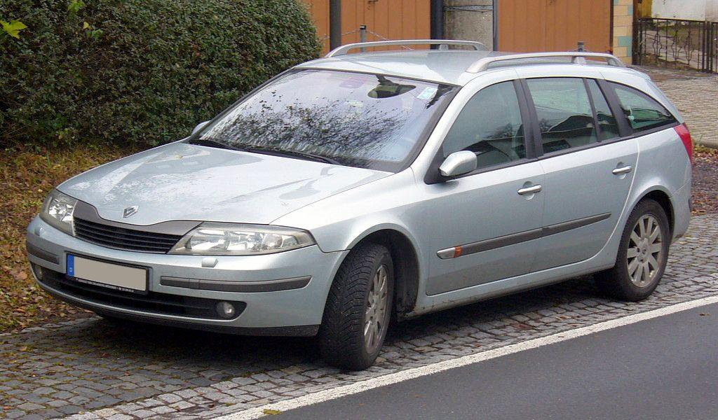 file renault laguna ii grandtour phase i jpg wikimedia commons. Black Bedroom Furniture Sets. Home Design Ideas