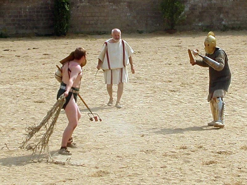Légy te is gladiátor!