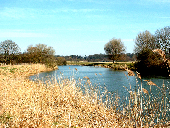 River Nene at Ferry Meadows - geograph.org.uk - 162157