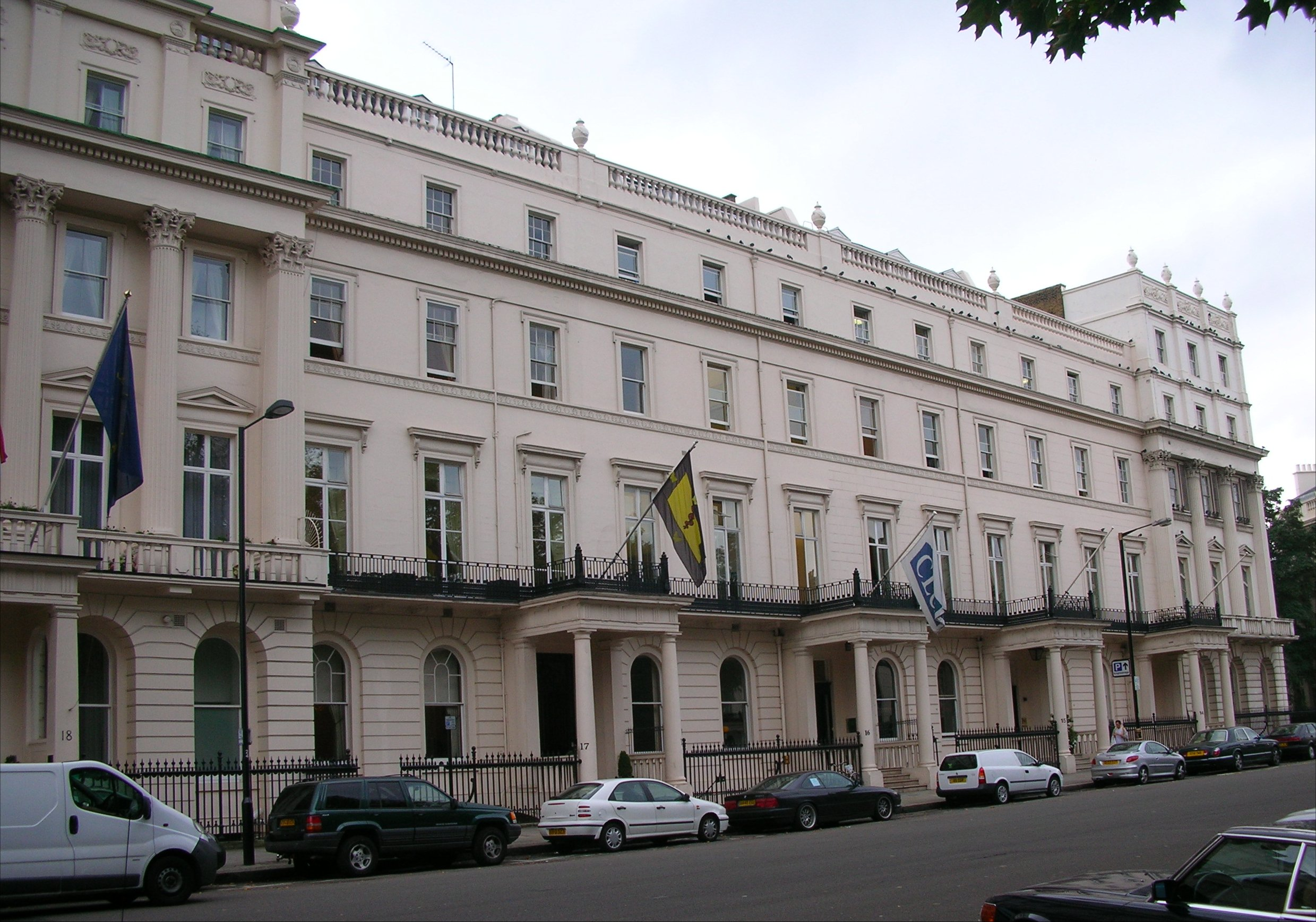 Hotel Beaumont Londres