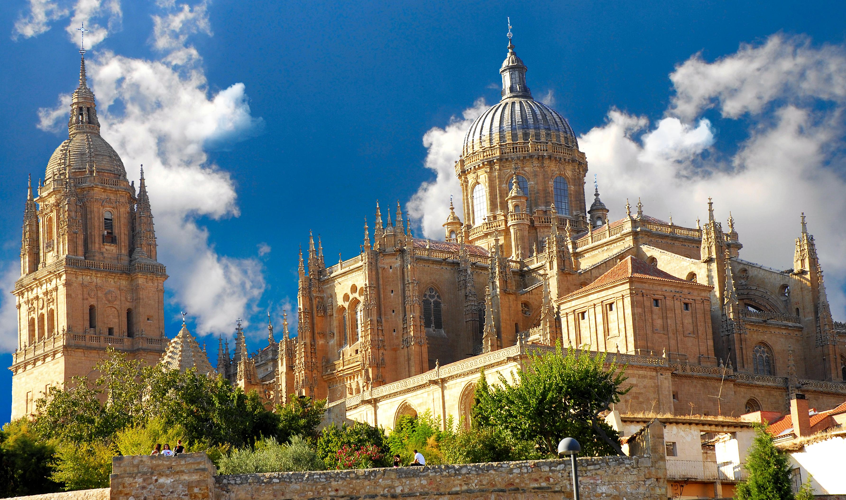 Resultado de imagen de catedral nueva de salamanca