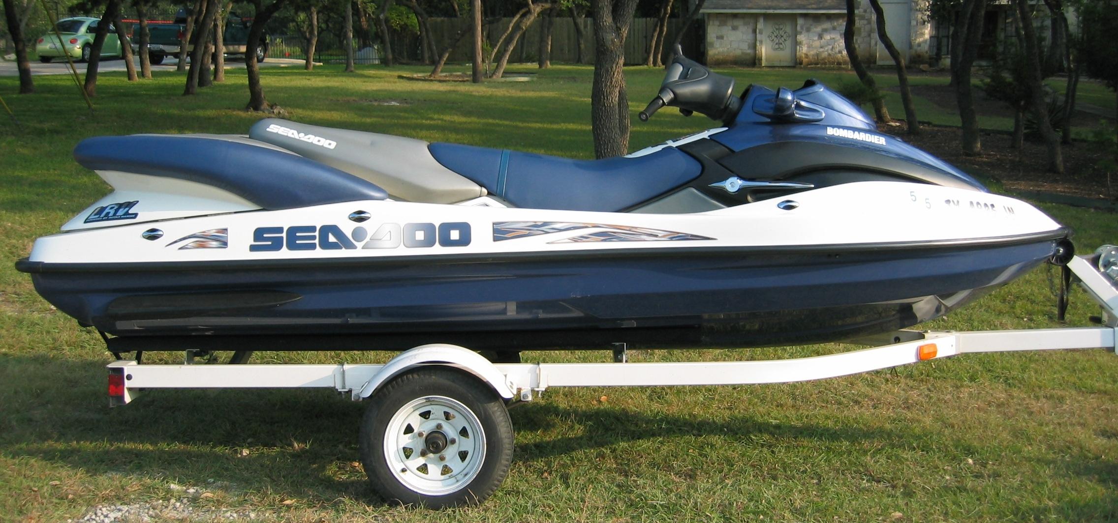 Photos of Seadoo Jet Boat