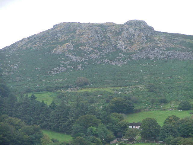Sheeps Tor, Dartmoor - geograph.org.uk - 53861