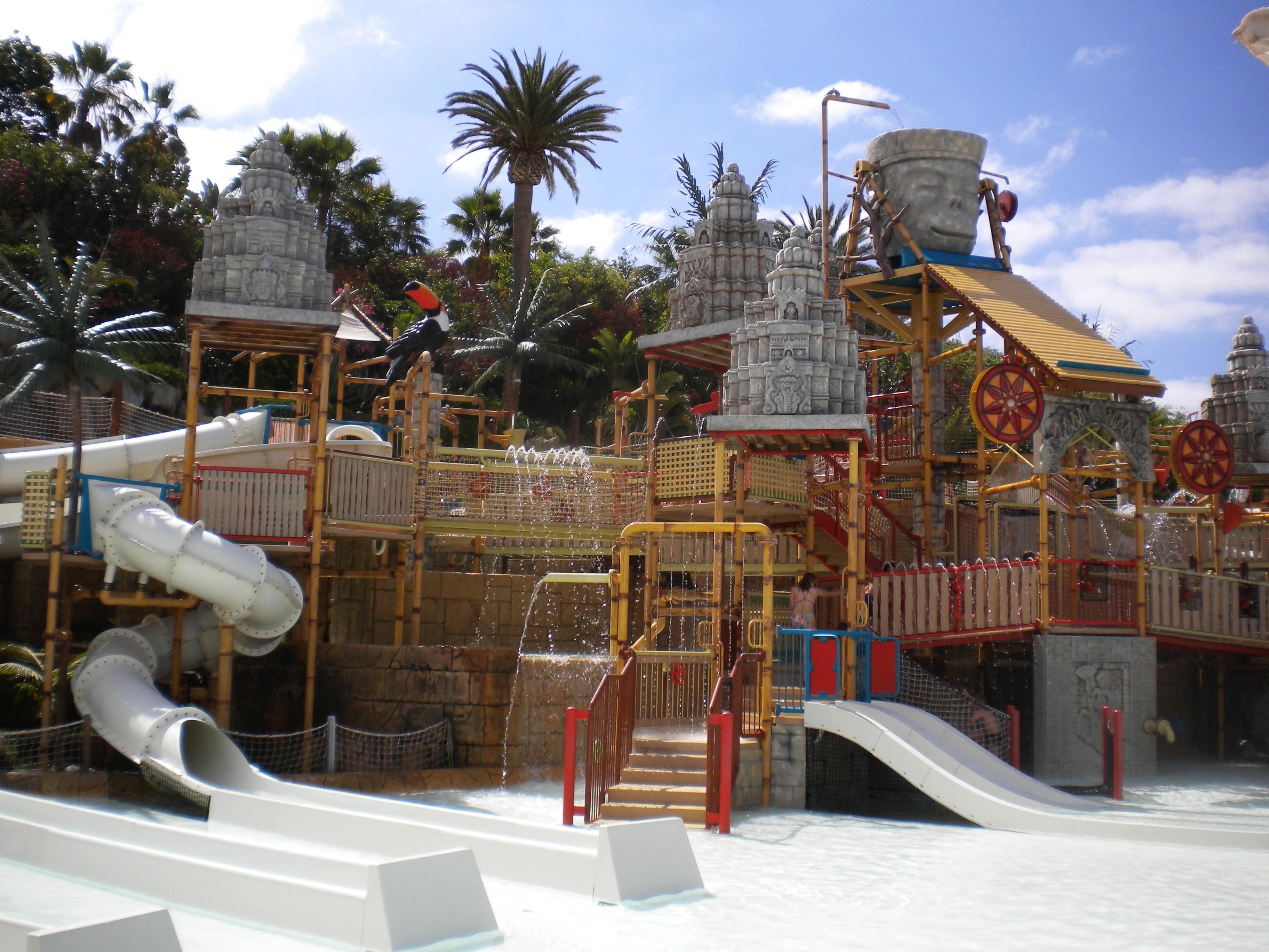 Image result for Siam Park (Tenerife, Spain)