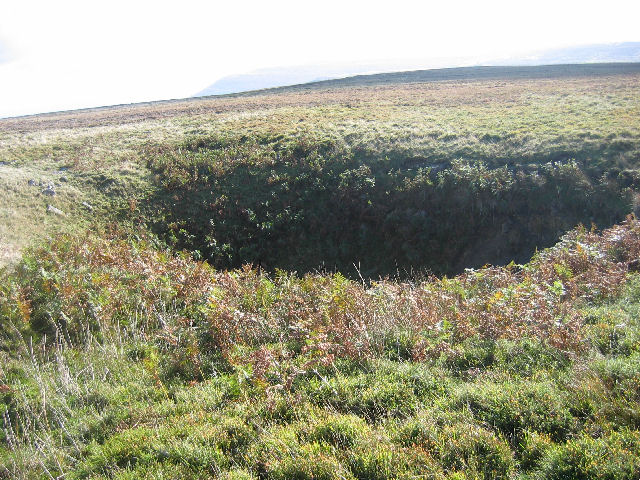 File:Sink hole - geograph.org.uk - 255362.jpg