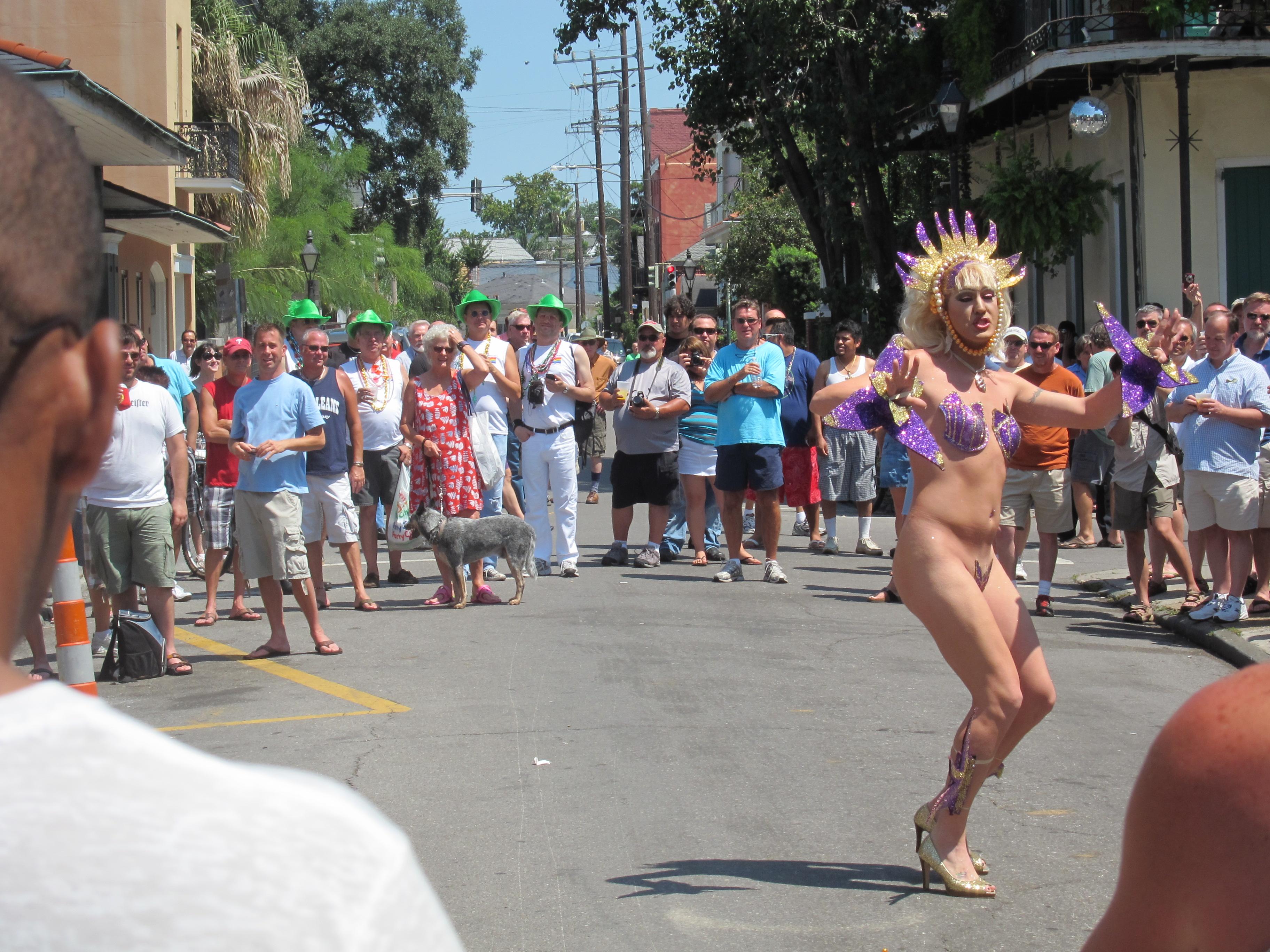 Nude Dance Festival