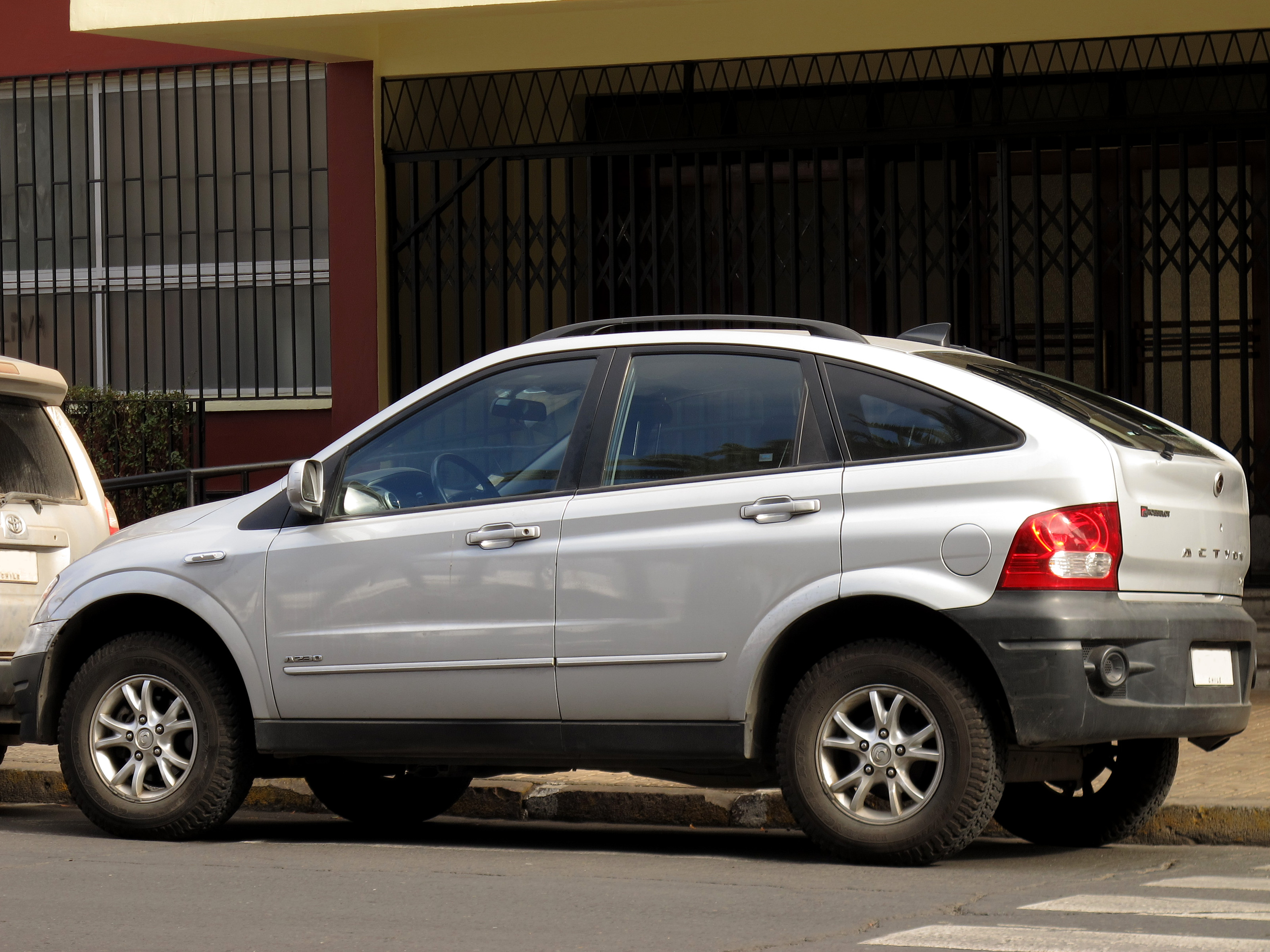 Ssangyong Actyon 2015 - New Car Release Date and Review ...